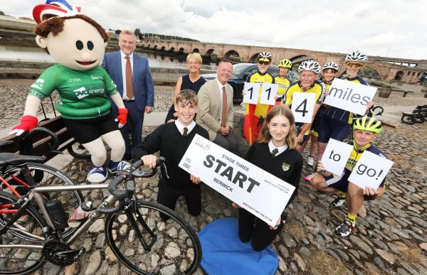 Vn Medium North Of Tyne Takes Centre Stage For National Cycle Race